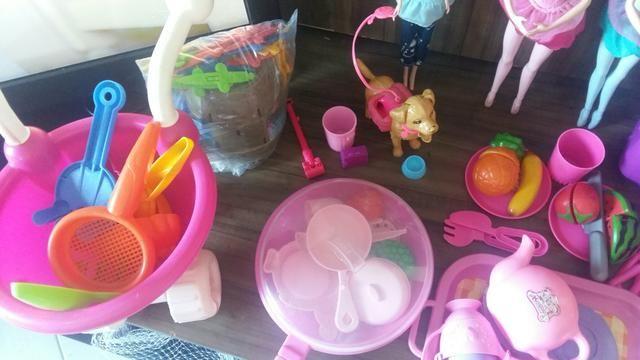 Pacotão de Brinquedos