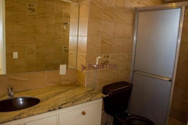 Apartamento com 3 dormitórios para alugar, 270 m², 03 vagas de garagens, ED. NOTRE DAME, p - Foto 15