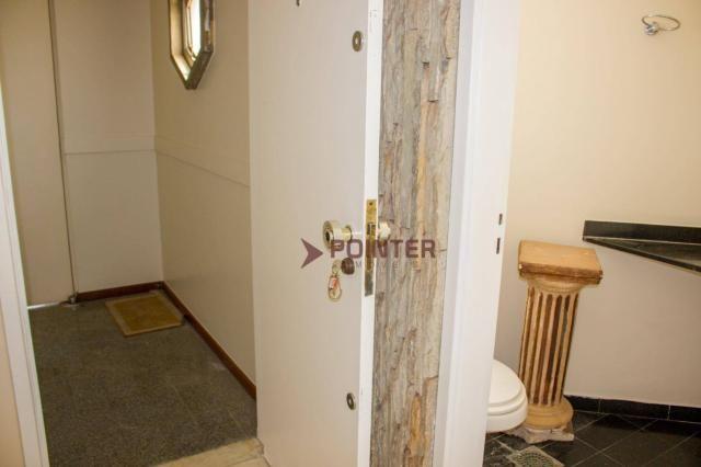 Apartamento com 3 dormitórios para alugar, 270 m², 03 vagas de garagens, ED. NOTRE DAME, p - Foto 7