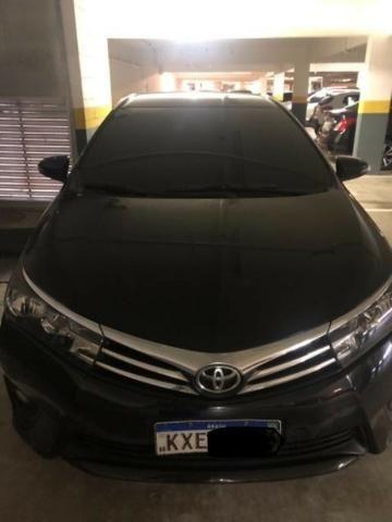 Corolla Xei 2.0 Flex - Carro de Mulher - Estado de ZERO - Consigo Financiamento - 2017 - Foto 7