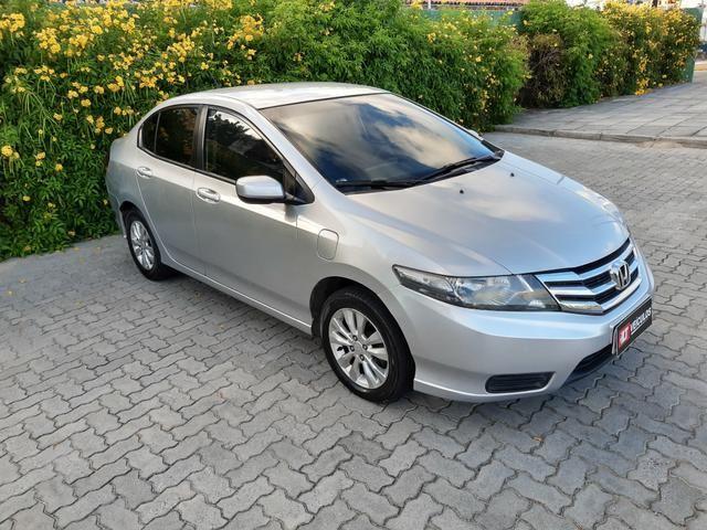 Honda city Lx 2013 automático com gnv !