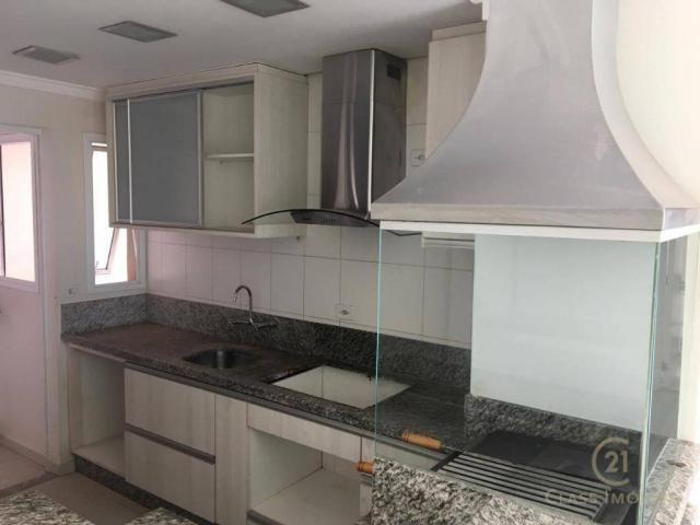 Apartamento com 3 dormitórios à venda, 83 m² por r$ 398.000,00 - gleba palhano - londrina/ - Foto 4