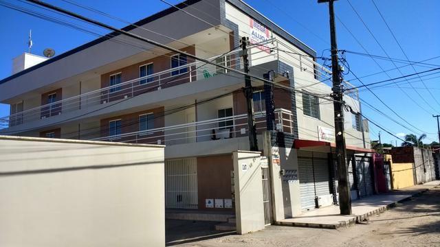 Lindo apartamento de cobertura ,,850.00 excelente localização com área de lazer privada - Foto 3