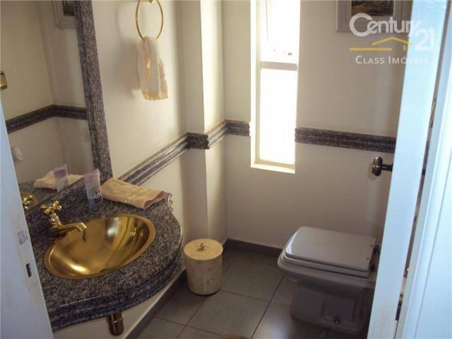 Apartamento com 3 dormitórios à venda, 178 m² - centro - londrina/pr - Foto 15