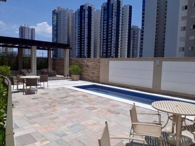 Apartamento com 3 dormitórios à venda, 80 m² - gleba palhano - londrina/pr - Foto 19