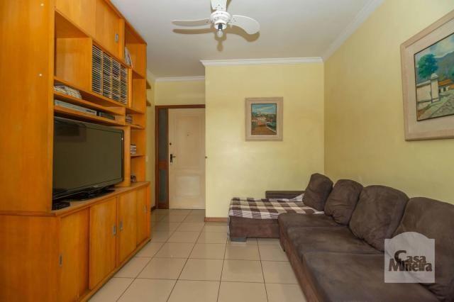Apartamento à venda com 3 dormitórios em Grajaú, Belo horizonte cod:240065