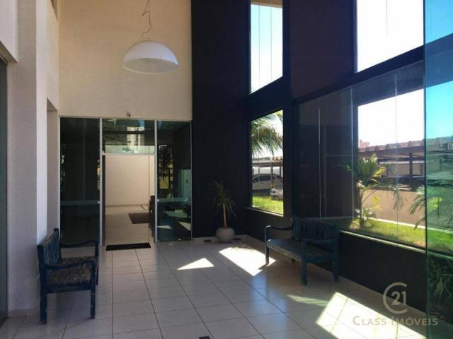 Apartamento com 3 dormitórios à venda, 83 m² por r$ 286.000 - centro - londrina/pr - Foto 2