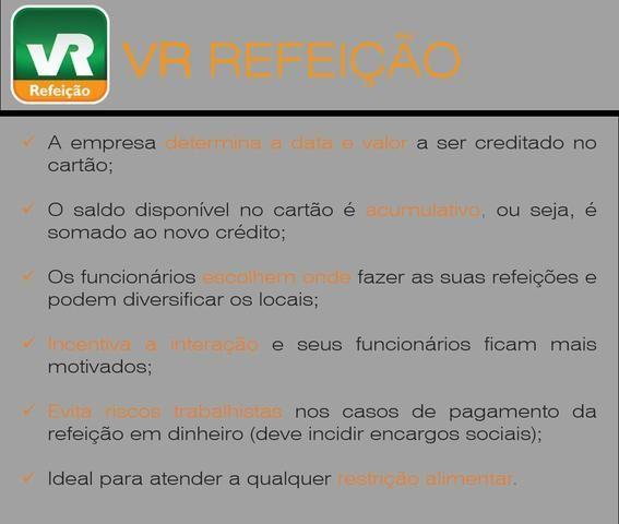 VR Benefícios crescendo com sua empresa!! - Foto 2