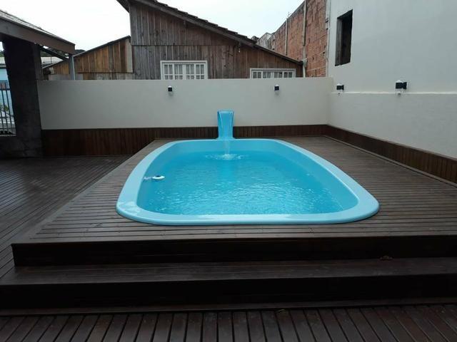 Linda casa com piscina R$ 850.00 - Foto 7