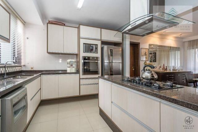 Apartamento com 3 dormitórios à venda, 129 m² por r$ 800.000 - batel - curitiba/pr - Foto 5