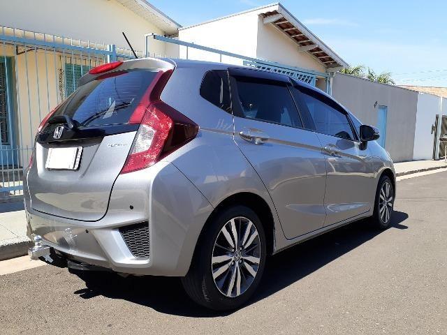 Honda Fit EXL - Versão Top de Linha - Automático - Foto 2