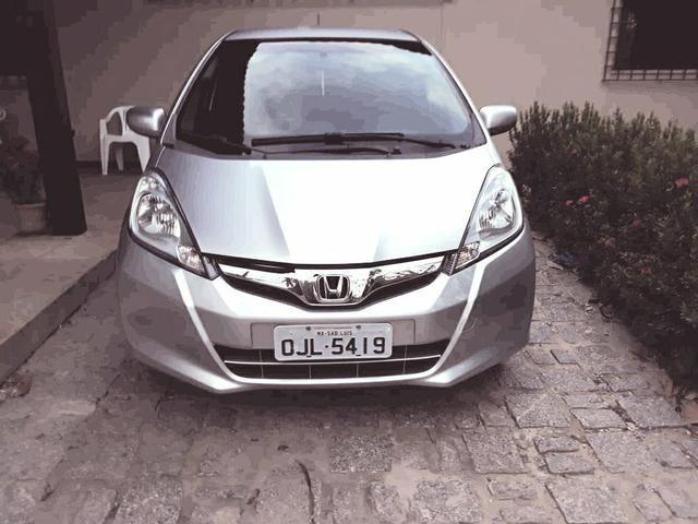 Honda fit lx automático 1.4. 2014 novíssimo.
