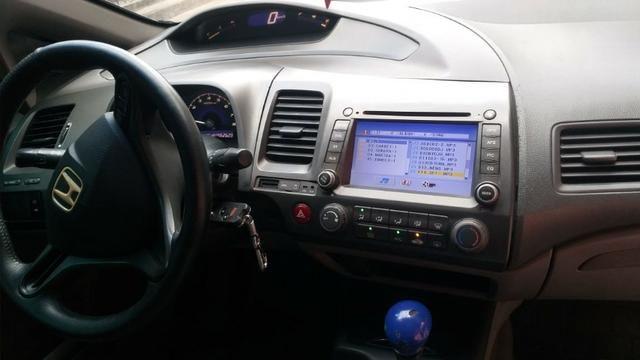 Venda de um veículo honda civic 2010