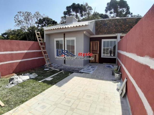 Linda Casa no Green Portugal Em Fazenda Rio Grande