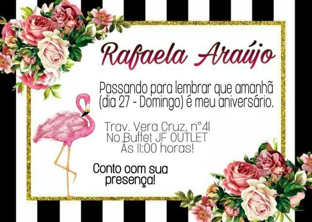Convite Virtual 20 Reais 2 Serviços Cadeia Velha Rio Branco
