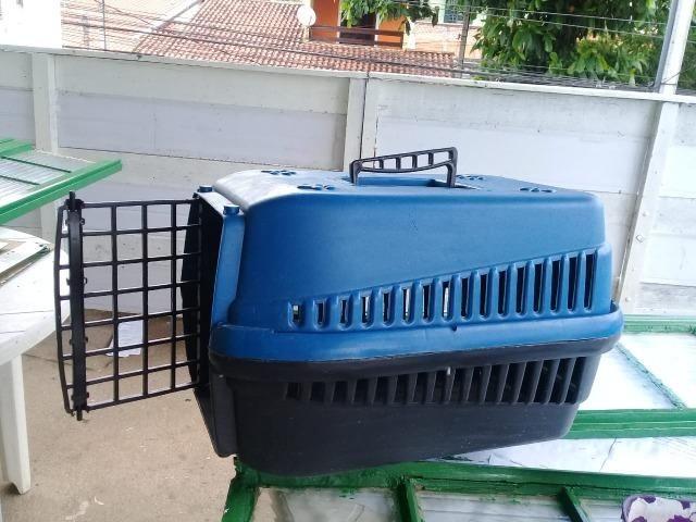 Casinha de Transporte para gato ou cachorro