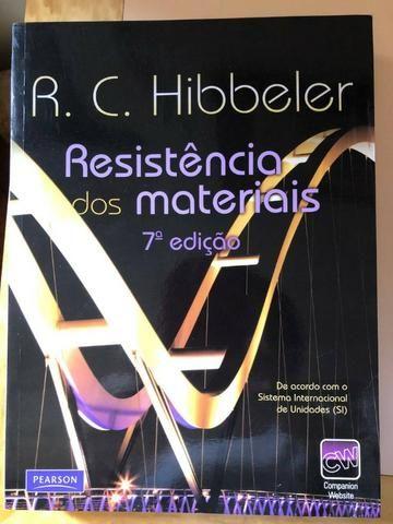 livro resistncia dos materiais hibbeler