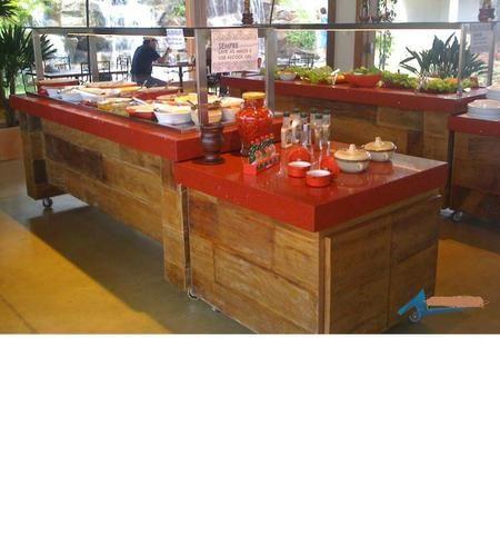 Buffet Self Service Sob Medida em até 12 vezes sem juros - Foto 6