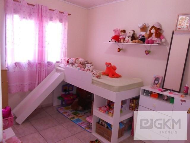 Linda casa 02 dormitórios, Bairro Lago Azul, Estância Velha - Foto 7
