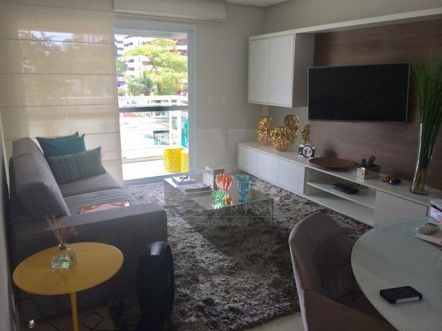 Apartamento à venda com 2 dormitórios em Jatiúca, Maceió cod:47 - Foto 2