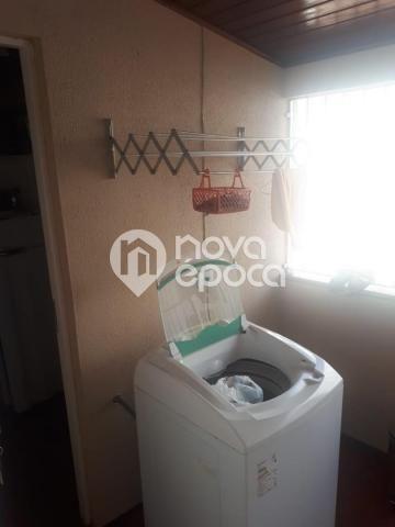 Casa de condomínio à venda com 4 dormitórios em Taquara, Rio de janeiro cod:LN4CS31589 - Foto 12