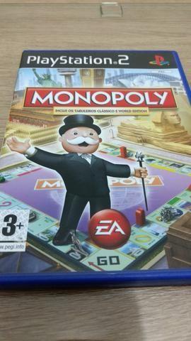 Jogo Monopoly Original
