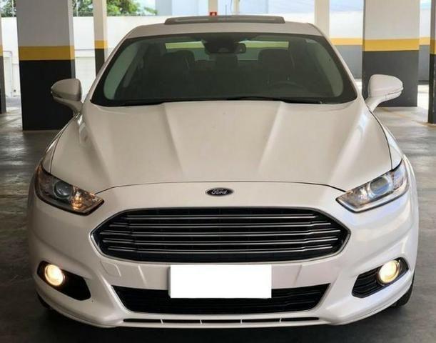 Ford Fusion titanium 2014 awd