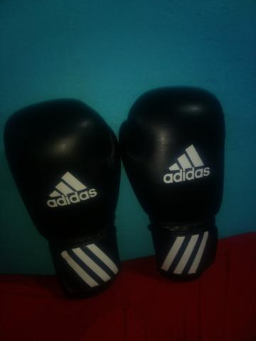 Luvas Boxe Adidas