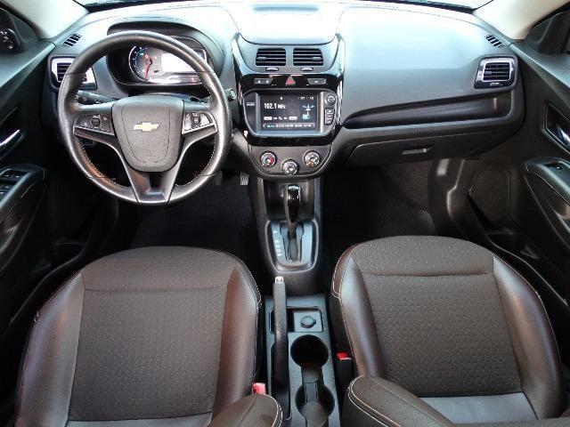 Chevrolet Cobalt LTZ 1.8FLeX_AUT._2DonO_51MKM_ExtrANovO_LacradOOriginaL_RevisadO_ - Foto 7