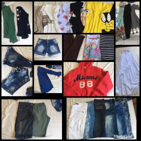 c87c27879 Lote de roupas para bazar - Roupas e calçados - Ceilândia Norte ...