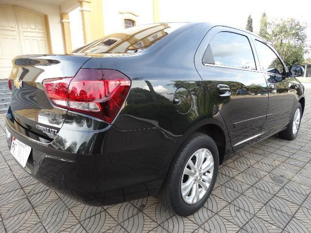Chevrolet Cobalt LTZ 1.8FLeX_AUT._2DonO_51MKM_ExtrANovO_LacradOOriginaL_RevisadO_ - Foto 4
