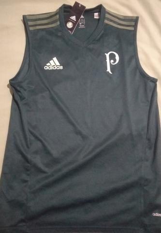 Regata Palmeiras Adidas Original Masculino