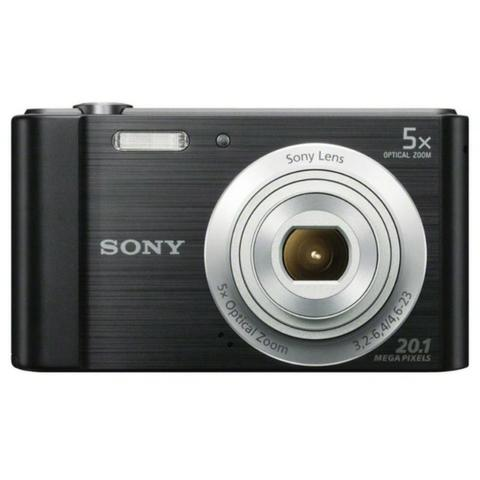 Câmera Digital Sony DSC W-800 20.1MP 5x - Foto 2