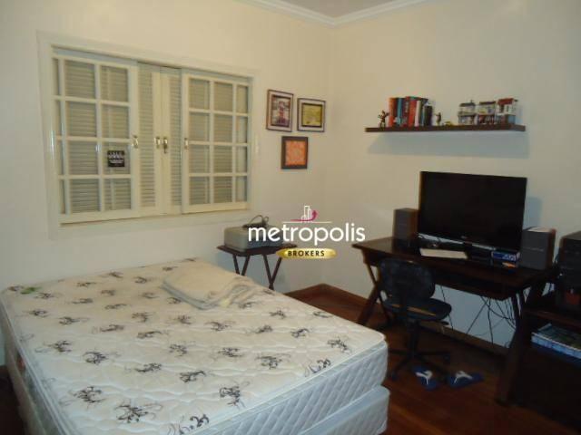 Casa para alugar, 500 m² por r$ 8.500,00/mês - barcelona - são caetano do sul/sp - Foto 8