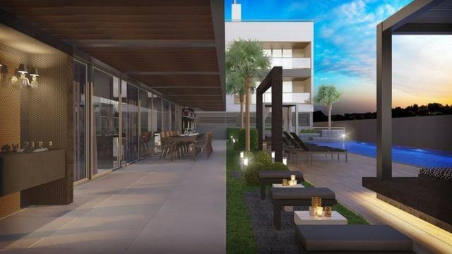 Apartamento no novo campeche com obras adiantadas - Foto 4
