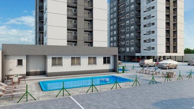 Residencial punta del este, apartamento 2 dormitórios eleva padrão do bairro santo afonso - Foto 3