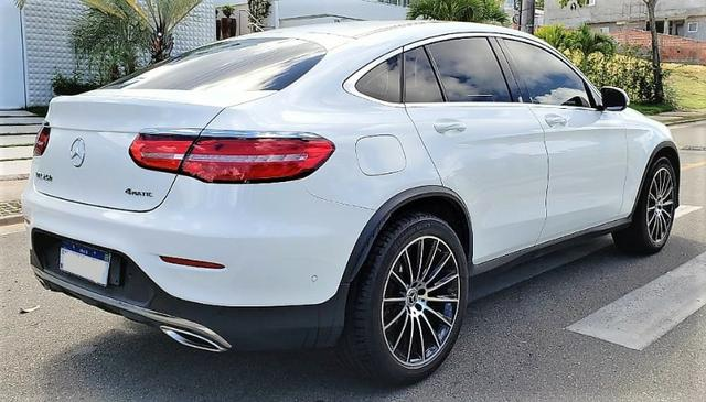 Mercedes-benz Glc Coupê 2018/2018, novíssimo, com apenas 10.000 km! Oportunidade! - Foto 5