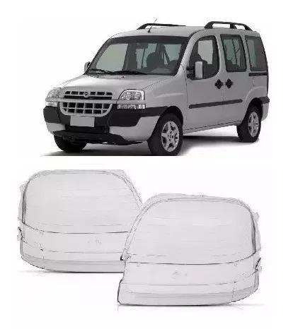 Par Lente Farol Fiat Doblo 2006 2007 2008 2009