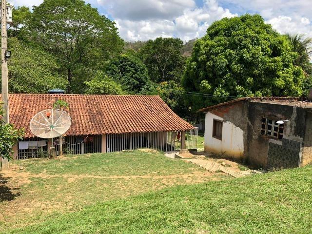 Chácara em Inhapim, 6000 m². Toda murada. Valor 250 mil