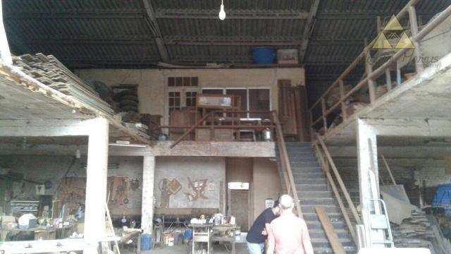 Galpão à venda, 900 m² por r$ 1.500.000,00 - são cristóvão - barra velha/sc - Foto 5
