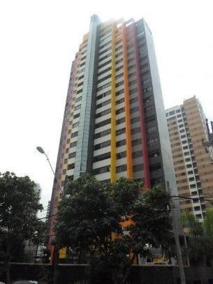 AP0353 - Apartamento à venda 147m2 - 4 quartos - Meireles - Fortaleza/CE