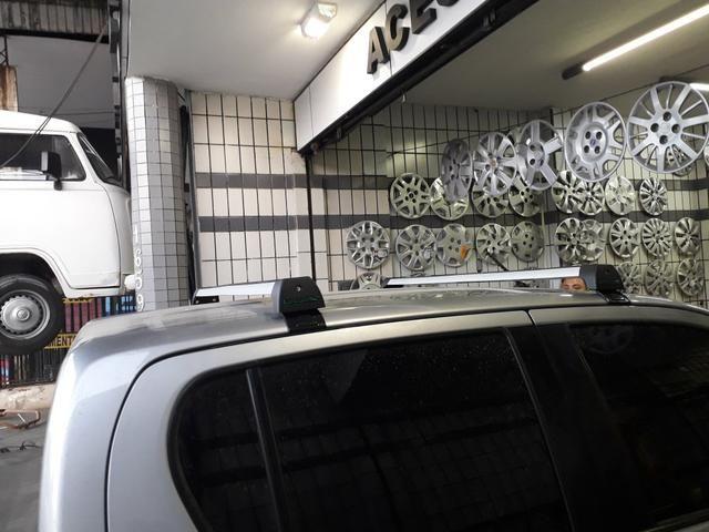 Rack bagageiro Toyota Hilux - Foto 2