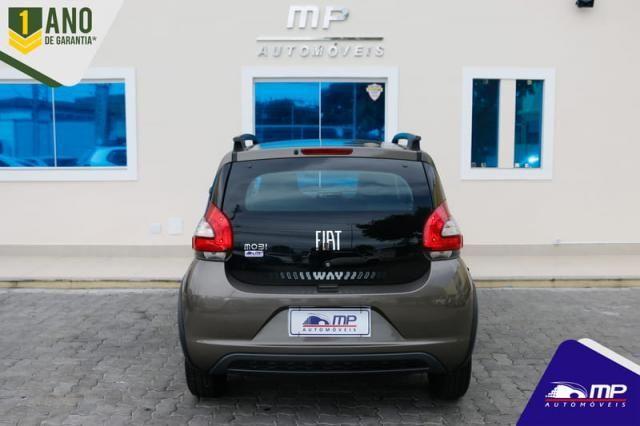 FIAT MOBI 1.0 8V EVO FLEX WAY ON MANUAL 2018 - Foto 6