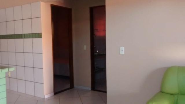 Casa mobiliada e ar condicionado para alugar -110 m² - Foto 9