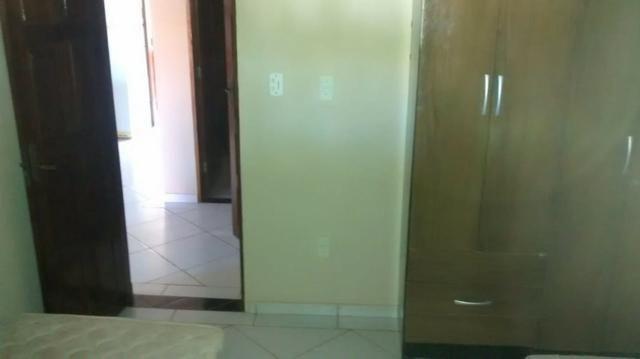 Casa mobiliada e ar condicionado para alugar -110 m² - Foto 7