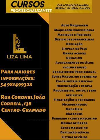 Liza Lima Studio Hair - Cursos Profissionalizantes