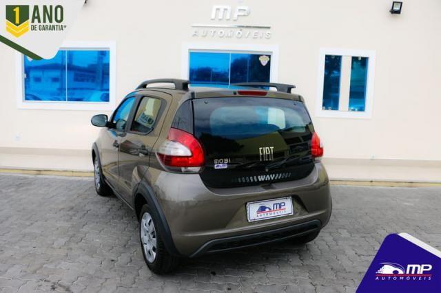 FIAT MOBI 1.0 8V EVO FLEX WAY ON MANUAL 2018 - Foto 7