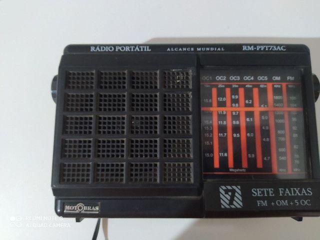 Rádio portátil  7 - Foto 2