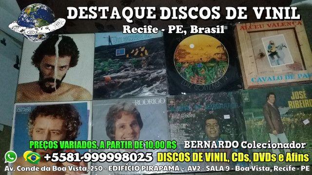 Raridades da Música em Vinil, CDs e DVDs, Edificio Pirapama, Boa Vista, Recife - PE - Foto 5