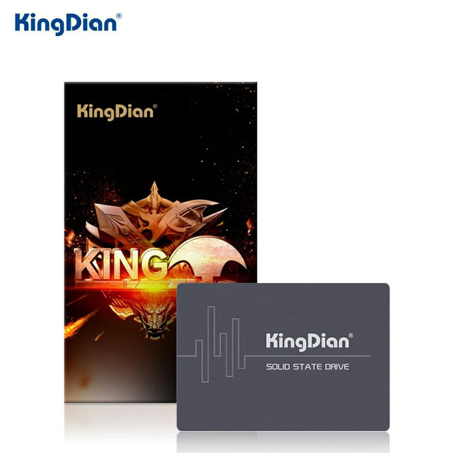 SSD KingDian S370-256GB 256GB